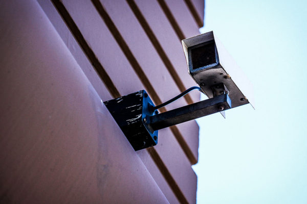INSTALLATION CAMERA DE SURVEILLANCE